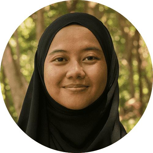 Liyana Salleh Volunteer Liaison Fuze ecoteer