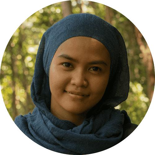 Naquiah Fadzil Perhentian Eco Education Senior Manager