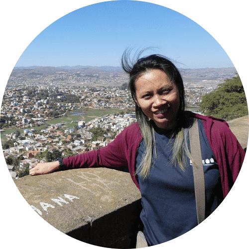 Aida Ghani Quilter MSPO Consultant Fuze Ecoteer team
