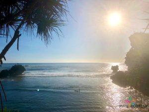 Jogja beach Nglambor things to do near yogyakarta