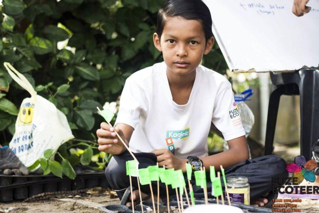 Eco Education Internship on Perhentian Islands Malaysia
