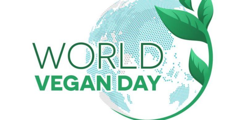 world-vegan-Day-earth-with-green-leaf-logo