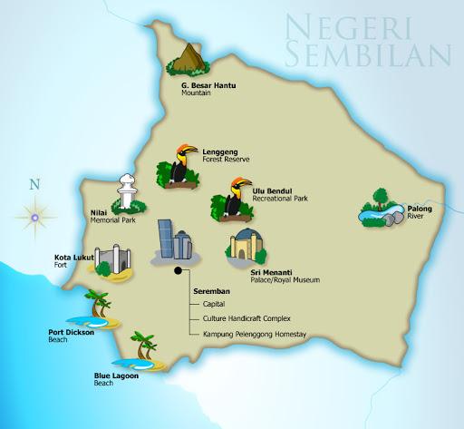 Short getaway Negeri Sembilan