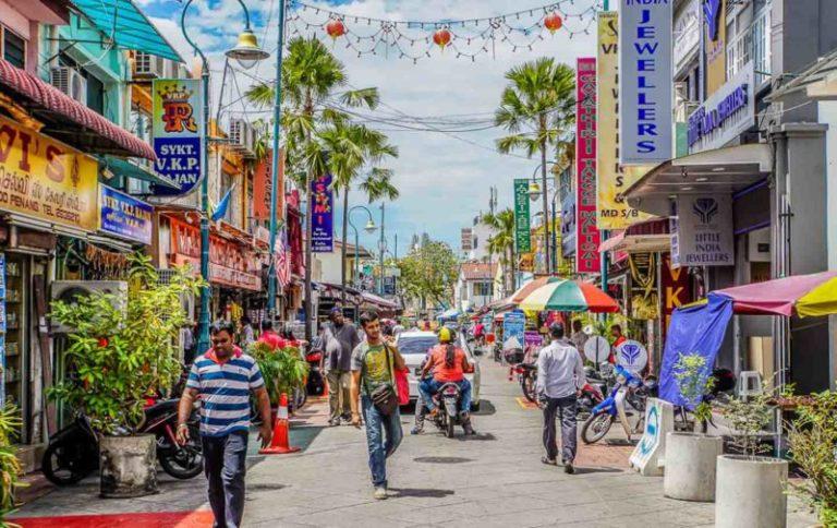 Short getaway to Penang